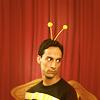 bork: Abed Nadir..as a bee. (Default)