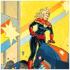 iggy: Carol Danvers [Marvel] by me (7)