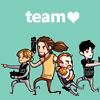 revena: Cartoon of The Team from Stargate Atlantis (SGA - team!)