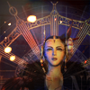 anaraine: Sorceress Edea (from the festival in Deling City?) ([ff8] time will not wait)