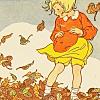 gairid: Windy autumn girl (Seasonal - AUtumn Girl JWS)