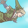 linksintime: (▲ I'll always be the hero)