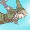 linksintime: (▲ I'll always be the hero)