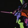 kallu: unit 01 holding somebody (anime)