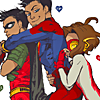 movement: (Young Justice - ALL ABOARD)