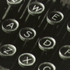 jillian: old-style manual typewriter keys (Default)