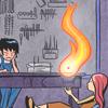 tamsin: (Gunnerkrigg Court - Kat & Annie)