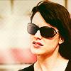 chez_desouza: Christina tilting her head, looking uncertain. (pouting/unsure/sunglasses)