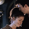 ninamazing: Screencap from Firefly of Mal kissing Kaylee on the forehead. Best mechanic ever! (kaylee loves her captain)