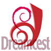 piranha: mashup of debian and dreamwidth logos (dreamcest)
