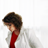 ninamazing: Alex Drake from Ashes to Ashes, in her fab red top and white jacket, on a white background. S1 perm. ;) (alex drake gets it done!)