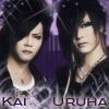 ldybastet: (GazettE - Kai/Uruha <3 Toxic)