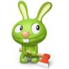 ksekap: (зелёновый зайчец)