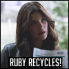 ravelqueen: (ruby recylces)