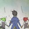 schurke: (always be together)
