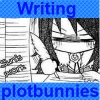 darkicedragon: Writing plotbunnines (Plotbunnies)