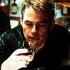 smartass_captain: (Depressed Drinking)