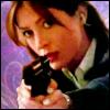 ct: NCIS: Kate aiming her weapon. (NCIS: kate)