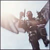 ranalore: sam with the wings and guns (sam angel with a gun)