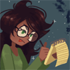 cuteandquarky: (taking notes)