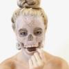 sistabro: (skull faced lady)