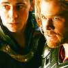 lokifan: Film!Thor & Loki side-by-side (Thor/Loki)