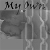me_ya_ri: two men making love with chains in the foreground (My Own - Orignal Slave Fic 02)