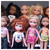 softness: a group of 4ever friends dolls (4ever friends)