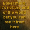 neonvincent: Bakersfield isn't the end of the world (Bakersfield icon 1)