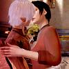 questionablewit: (| Fenris kiss)