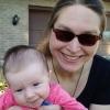chanaleh: [Erica and baby Aria] (aria-7weeks)