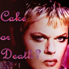 kate: Eddie Izzard: cake or death! (RP: Eddie Izzard cake or death)