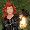 gotitmemorised: (Battle: The master of fire.)