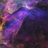 alexeigynaix: Purple supernova remnants (Veil Nebula)