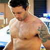 super_seal: (Shirtless - Chest)