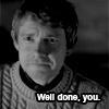 fyrdrakken: (John Watson - well done)