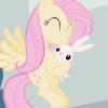 amalthia: (MLP Fluttershy happy)