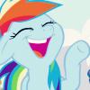 amalthia: (MLP Rainbow Dash ROFL)