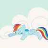 amalthia: (MLP Rainbow Dash sleepy)