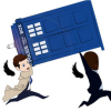 laughingacademy: the angels have the phone box (Supernatural, Doctor Who)