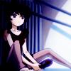briar_pipe: Ruu in leotard sitting on the floor (Ruu contemplating)