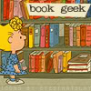 wendelah1: Sally from Peanuts looking at a shelf of books (book geek)