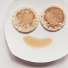 foodlogging: A happy face made out of food (Food Smile)