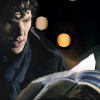 kalypso: Sherlock reading (Reading)