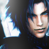 lockheart: icon of zack fair from final fantasy vii: crisis core (my songs know what you did in the dark)