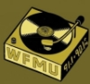 sorryforlaughing: Logo of the radio station WFMU. (WFMU)