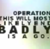 "go0se: ""Operation 'This Will Most Likely End Badly' is a Go', in blocky black text on a nice light blue gradient background (FILDI)"
