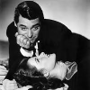 misbegotten: Katharine Hepburn and Cary Grant, from Holiday (Movies Hepburn & Grant)