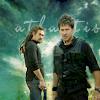 skieswideopen: (SG: John & Ronon fully body)