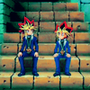 "the_goldenpath: made by <lj user=""colorcube""> (Yu-Gi-Oh! - Puzzleshipping fics 2)"